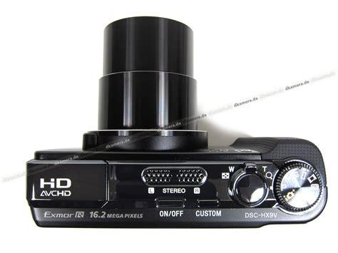 Kamera Sony Cyber Dsc Hx9v die kamera testbericht zur sony cyber dsc hx9v testberichte dkamera de das