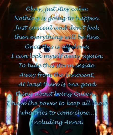 best monologues frozen elsa s monologue by harley on deviantart