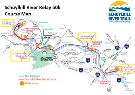 schuylkill river where does it start and end relay map the schuylkill river relay
