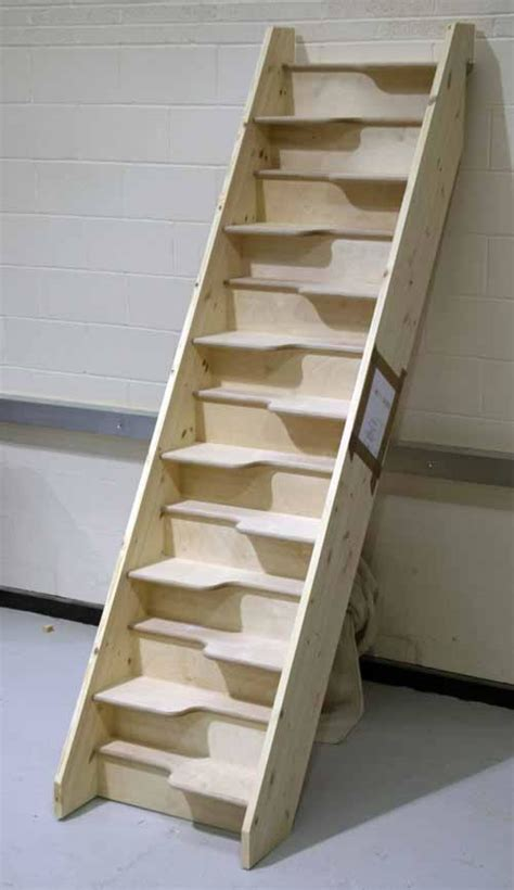 Alternate Tread Stairs Design Alternating Tread Staircases Birch 24 Spacesaver Jpg