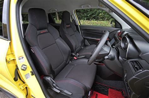 Home Interior Colour Combination by Suzuki Swift Sport 2018 Review Autocar