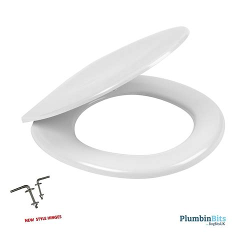 roca laura  white replacement wc toilet seat