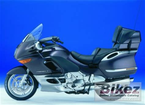 2000 bmw k 1200 lt specifications and pictures