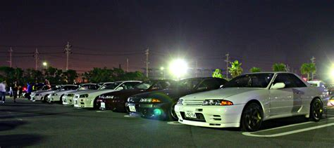 Auto Treff okinawa japan car meet