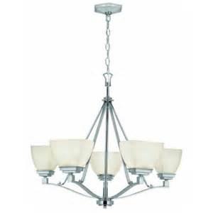 home depot chandelier lights home decorators collection sydney 5 light polished nickel