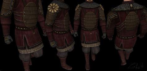 khergit elite infantry armor image age  change ii mod  mount blade warband mod db