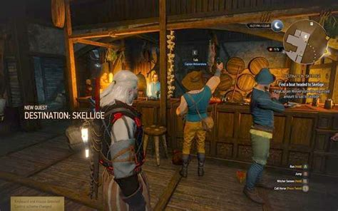 the witcher 3 wild hunt skellige main quests the king destination skellige main quest the witcher 3 wild