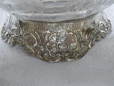 Banc Tele 897 by Weinkaraffe Krug Karaffe Silber 800 Er Um 1900 Ebay