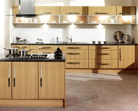 modern kitchen with oak cabinets 16 best images about contemporary kitchen on pinterest
