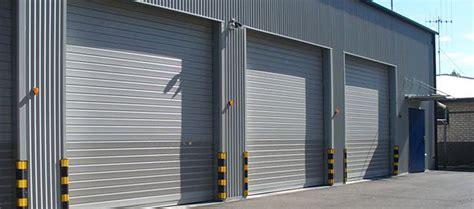 warehouse doors commercial doors