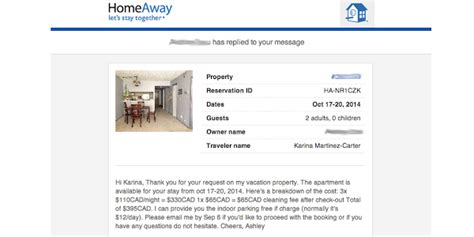 review homeaway is vacation rentals without airbnb s fees