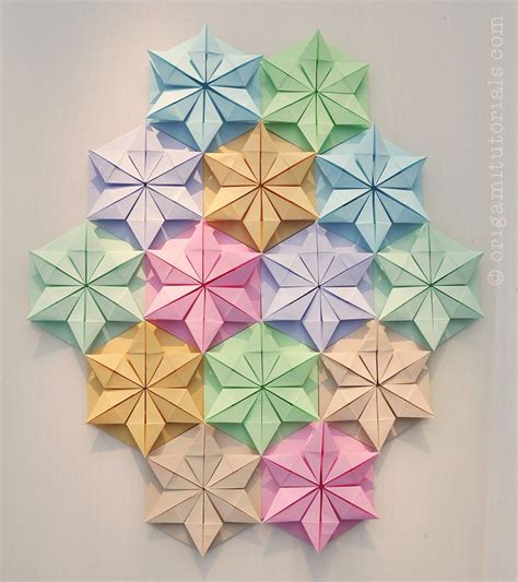 Tutorial Origami - 25 best ideas about origami tutorial on diy