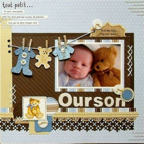 Scrapbook Theme Book Of Firsts by Best 25 Baby Boy Scrapbook Ideas On Baby