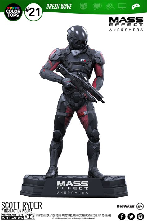 figure effects mass effect andromeda and figures by