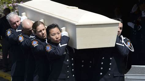 toronto firefighter remembered as genuine