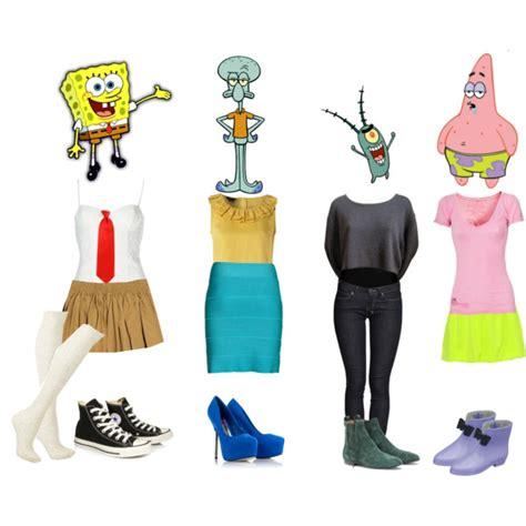 Spongebob Wardrobe by Spongebob Squarepant S Character By