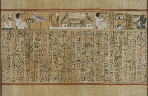 pictures of the book of the dead file book of the dead of hunefer sheet 6 jpg wikimedia