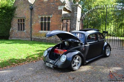 volkswagen beetle 1960 custom 1960 custom ragtop beetle with high spec 2332cc engine