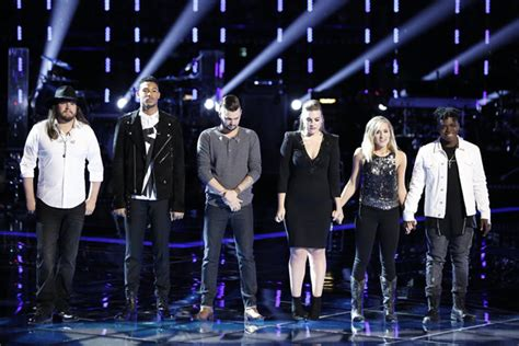 shelton is the best coach on the voice which team artists made top 12 on the voice with