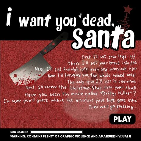 Want You Dead i want you dead santa hacked cheats hacked