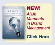 aha moments books branding and organizational management consultant checco