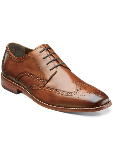 mens oxfords shoes florsheim florsheim s castellano wing tip oxfords