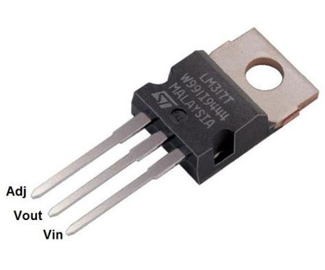 Lm317t 12 37v To 221 lm317t 3 terminal adjustable positive voltage regulator