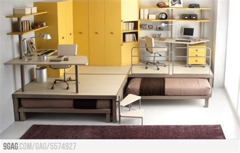 closet closet under bed best raised beds bedroom ideas on raised i want this room cool beds desks and spaces