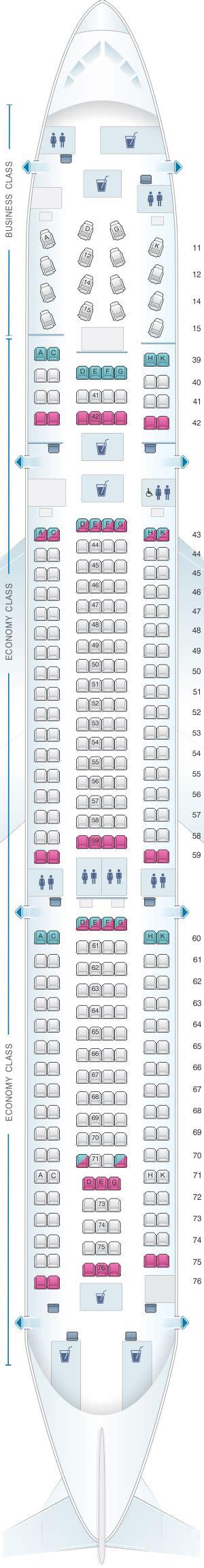 a330 seat map cathay pacific seat map cathay pacific airways airbus a330 300 33p