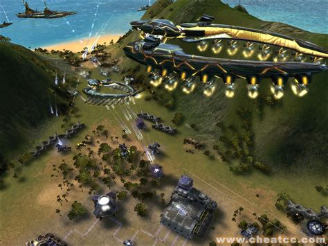 supreme commander 3 supreme commander forged alliance review for pc