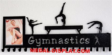 gymnastics medal display gymnastics award displays