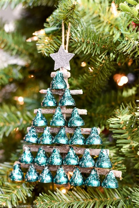 hershey kisses christmas crafts hershey s kisses tree a pumpkin and a princess