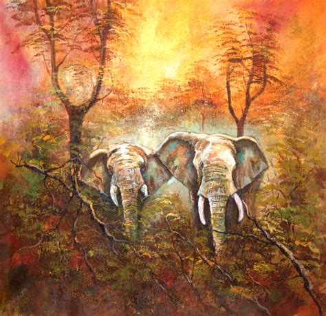 Buy Good Morning Handmade Painting By Ram Achal Code Art 1522 15150 Paintings For Sale Online Painting Pictures