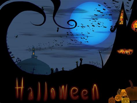 imagenes de happy halloween scary halloween desktop wallpapers wallpaper cave