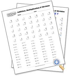 Worksheet Work by 1000 Images About Math On Daily Math