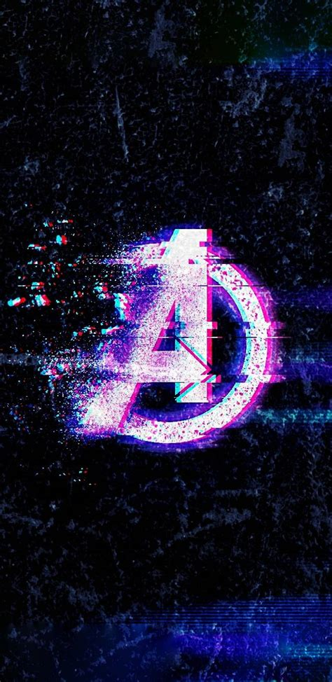 avengers glitch iphone wallpaper iphone wallpapers