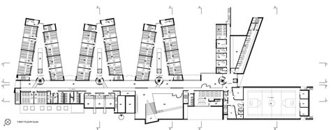 design contest launched for czech primary school 187 archives 187 shortlisted riai post primary school design
