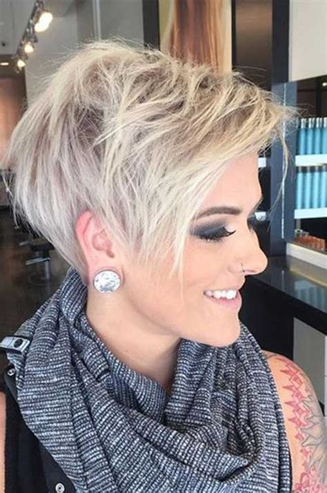 short pixie haircuts with asymmetrical bangs front and side view 25 asymmetrical pixie cuts pixie cut 2015