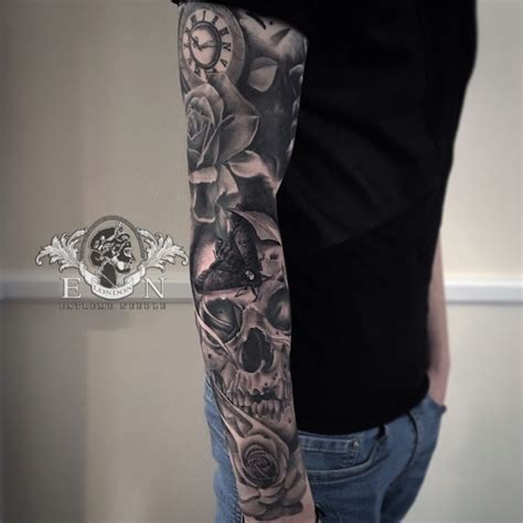 black and grey tattoo artists uk aitor black and grey realistic tattoo artist london