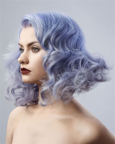 periwinkle hair style image 17 best ideas about bright blue hair on pinterest