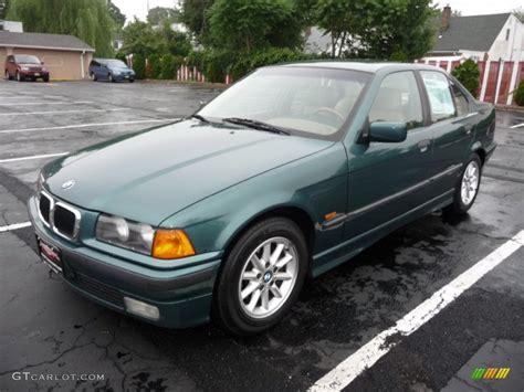Bmw 328i 1998 by 1998 Ascot Green Metallic Bmw 3 Series 328i Sedan