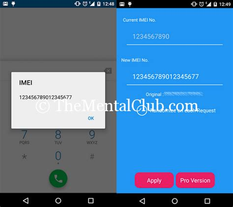 changer for android imei changer for android