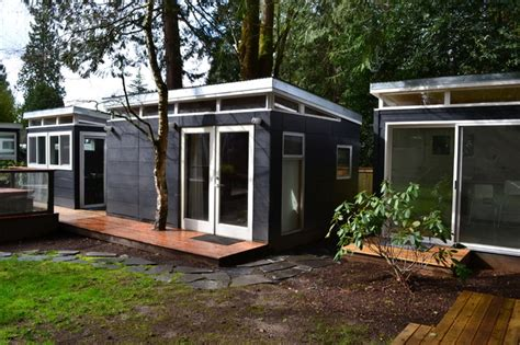 Modern Shed Seattle by Kirkland Compound Modern Shed Seattle By Modern Shed