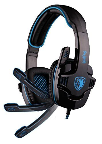 Headset Wolfang Sades Wolfang Wired Gaming Headset With 7 1 Surround Stereo Sound And Retractable Mic Gaming