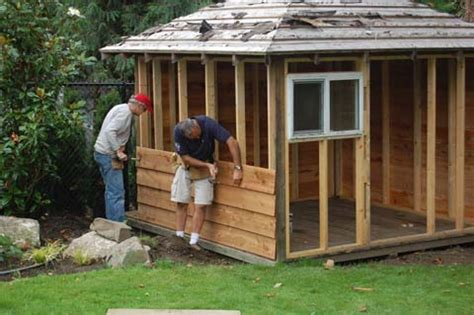garden shed plans ilikesheds
