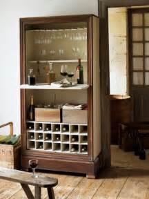 meuble bouteille de vin un meuble transform 233 en armoire 224 vin id 233 es