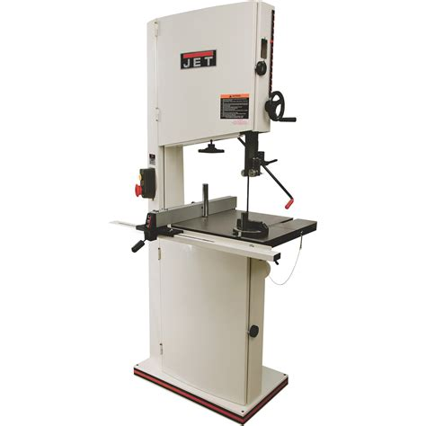best band saw for woodworking jet band saw with tension 18in 3 hp model