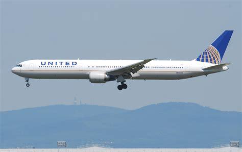 united baggage ファイル united airlines boeing 767 400 n69059 fra 16 07 2011