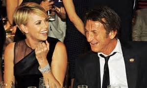 sean penn discusses  girlfriend charlize theron