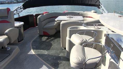 dodici pontoon 2016 premier pontoons 310 dodici pontoon boat review